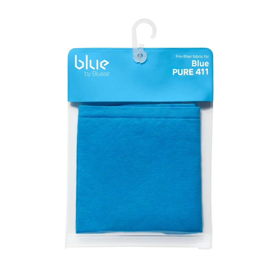 Pure 411 Fabric Pre-Filter(Diva Blue)